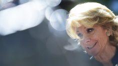 La ex presidenta de la Comunidad de Madrid, Esperanza Aguirre. (Foto: AFP)
