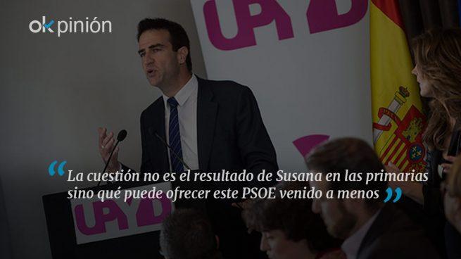 Susana Díaz se presenta: ¿Y qué?