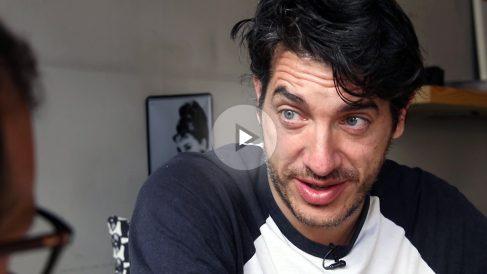 Ignasi Vidal, actor, dramaturgo y cantante, voz de la Bestia en 'La Bella y la Bestia', de Disney.