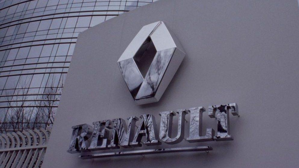Sede de Renault (Foto: Renault)