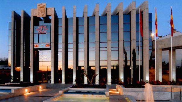 Ayuntamiento de Navalcarnero (Madrid).