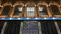 Interior de la Bolsa de Madrid (Foto: Flickr)