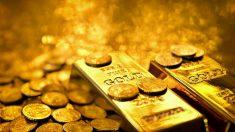 """El oro, el valor """"refugio de los inversores"""""""