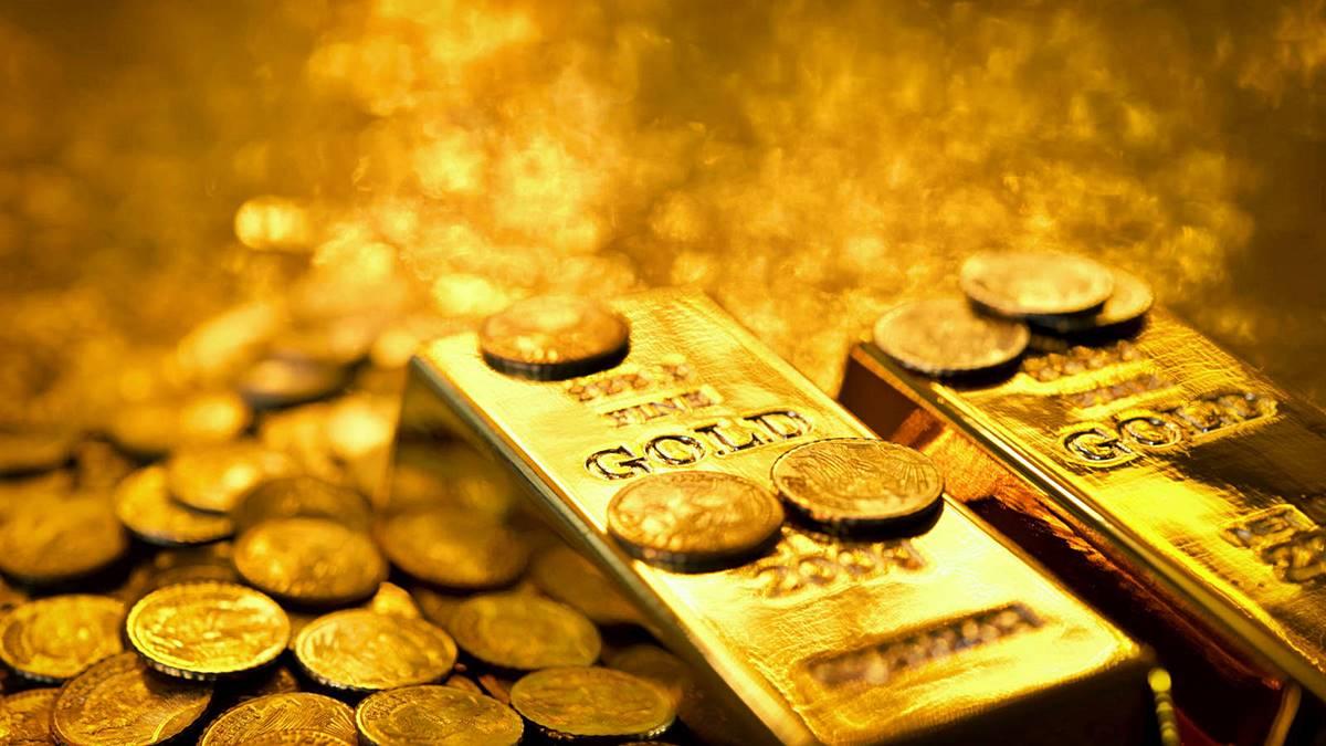 El oro, el valor «refugio de los inversores»