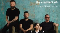 El nuevo disco de The Cranberries, 'Something else'.