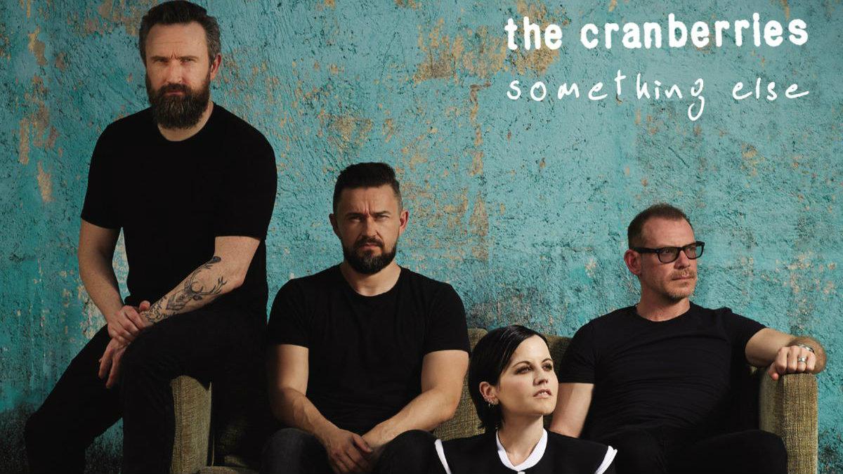 El nuevo disco de The Cranberries, 'Something else'.