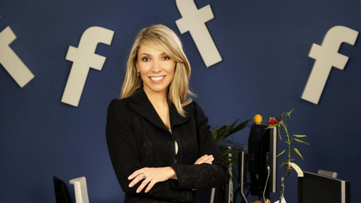 Irene Cano de Facebook: a largo plazo trabajamos para el desarrollo de  tecnologías de realidad virtual