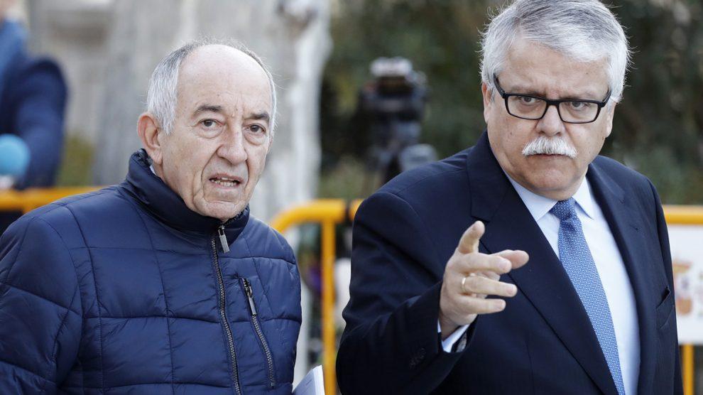Miguel Ángel Fernández Ordóñez. (Foto: EFE)