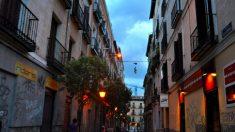 Calle comercial del centro de Madrid (Foto: Flickr)