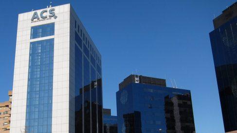 Uno de los edificios del Grupo ACS (Foto: ACS)