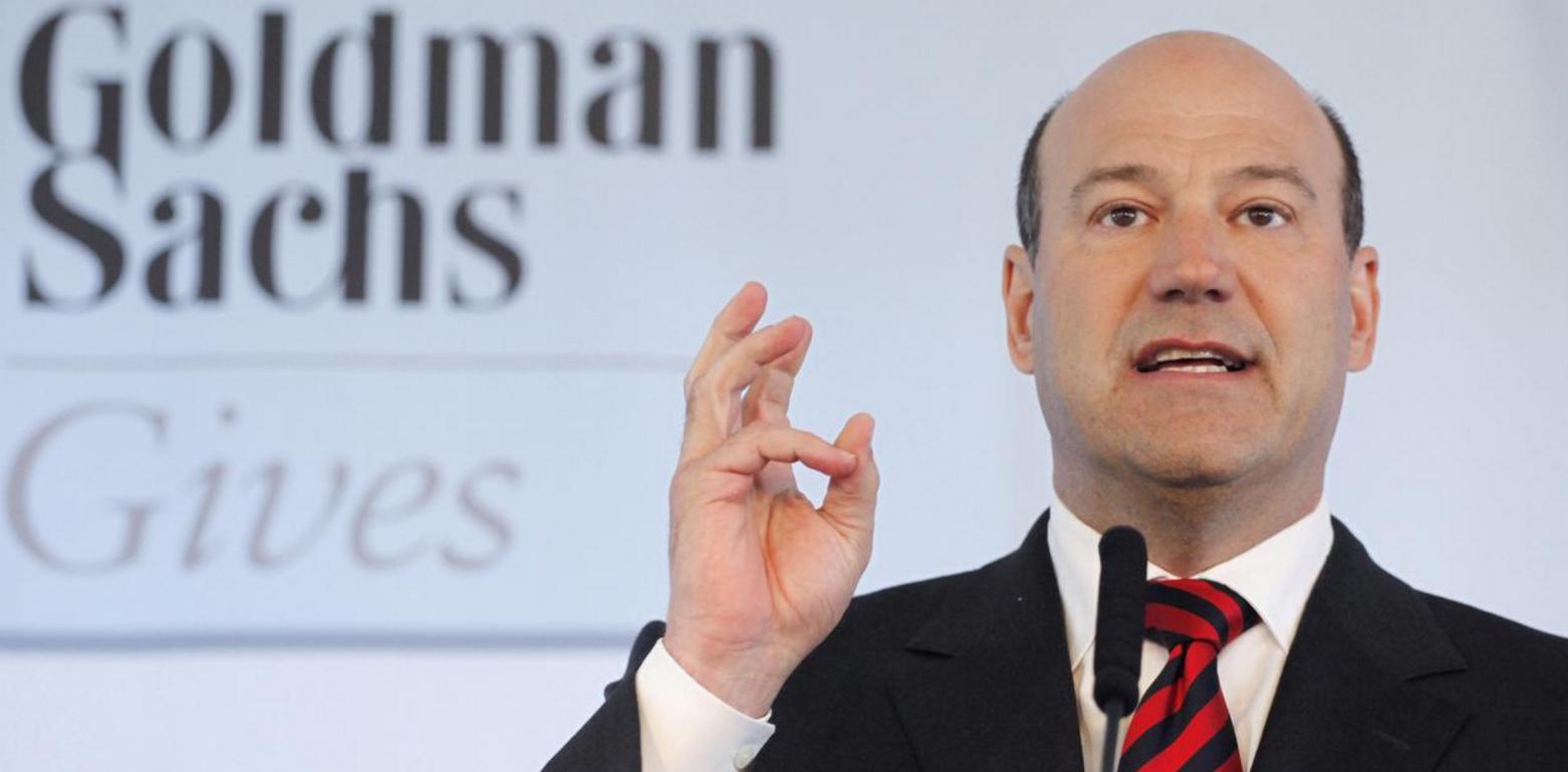 Gary Cohn, asesor de Donald Trump y expresidente de Goldman Sachs (Foto: Getty)