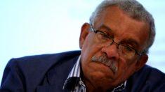 Muere el Premio Nobel de literatura Derek Walcott (Foto: Getty)