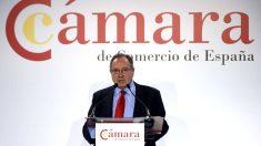 José Luis Bonet, presidente de Cámara de Comercio. (Foto: EFE)