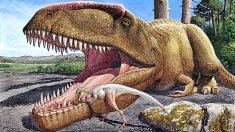 Nombres de dinosaurios carnívoros: Los 5 más temibles
