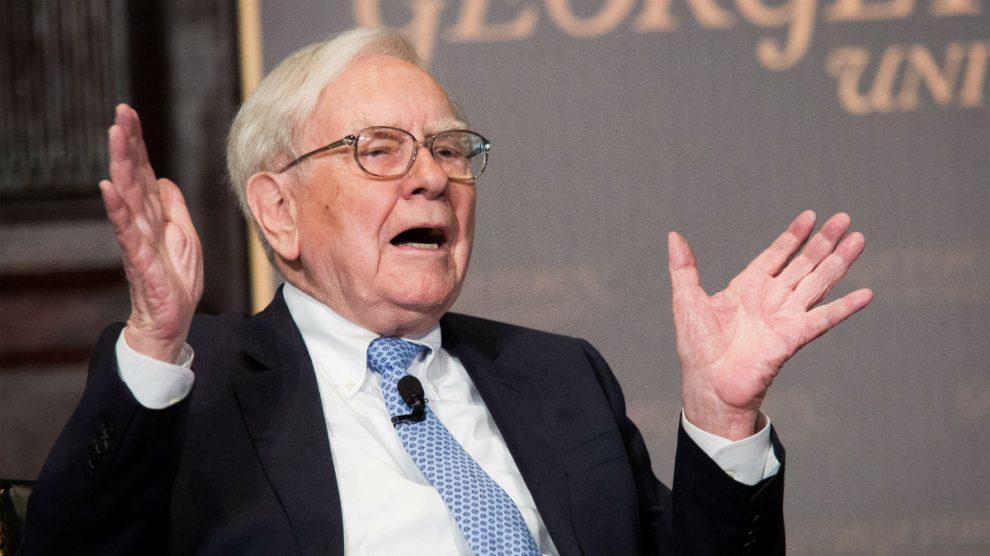 Warren Buffett (Foto: GETTY).