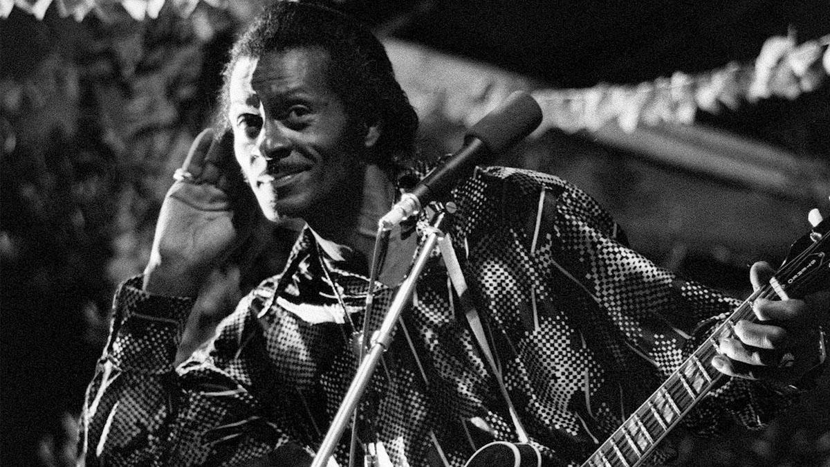 Chuck Berry (AFP)