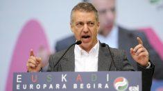 El lehendakari del Gobierno vasco, Iñigo Urkullu. (Foto: AFP)