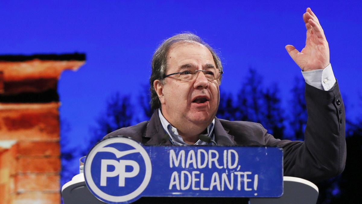 Juan Vicente Herrera. (Foto: EFE)