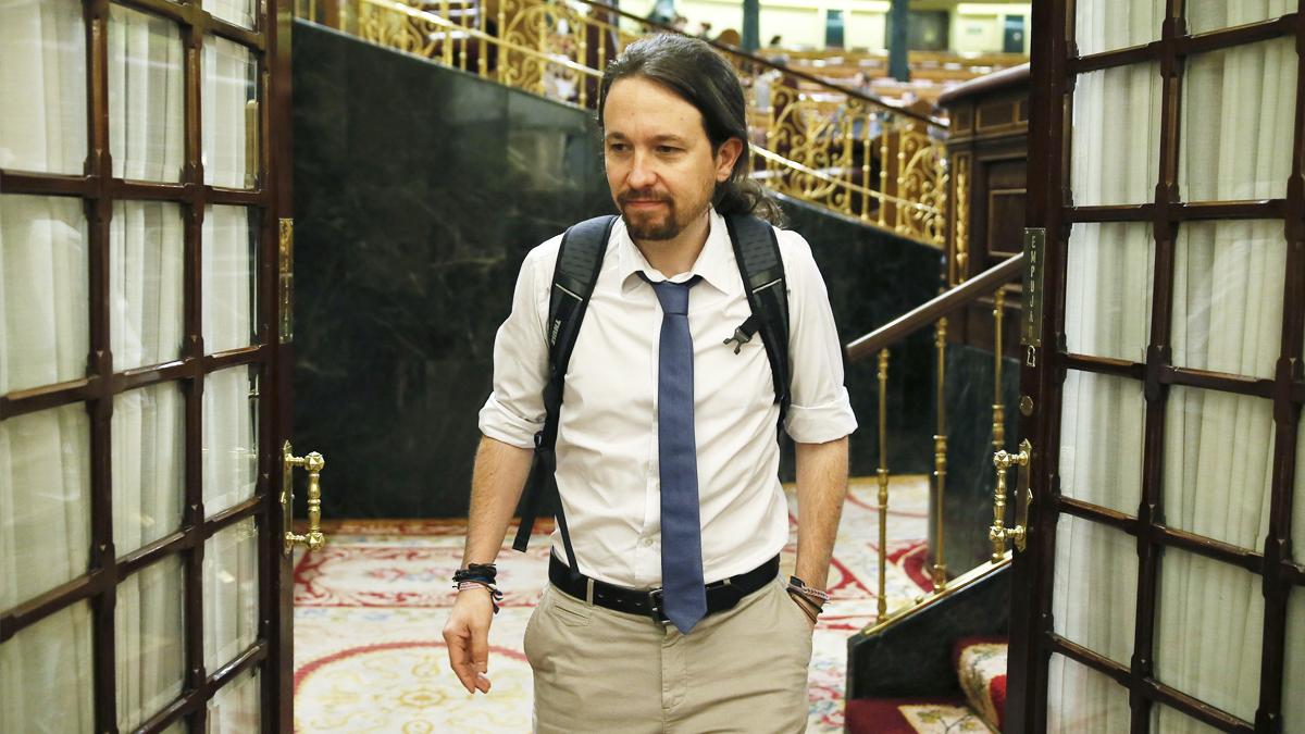 Pablo Iglesias. (Foto: EFE)