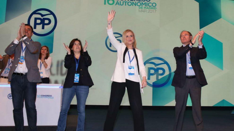 Congreso del PP de Madrid (Alberto Cuéllar PP Madrid).