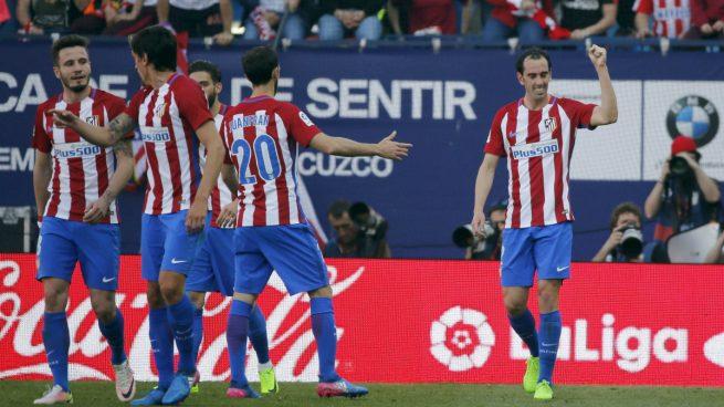 El Atlético hurga en la herida del Sevilla (3-1)