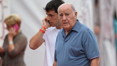 Amancio Ortega. (Foto: Getty)