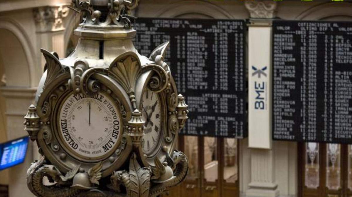 Bolsa de Madrid (Foto: Flickr)