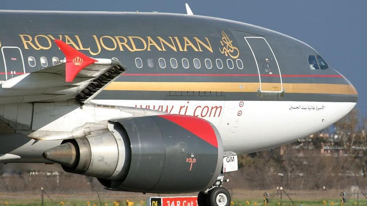 Royal Jordanian es una de las aerolíneas afectadas.
