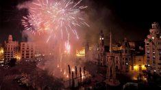 Las Fallas 2017 tocan su fin 'la nit de la cremà'. (Foto: EFE)