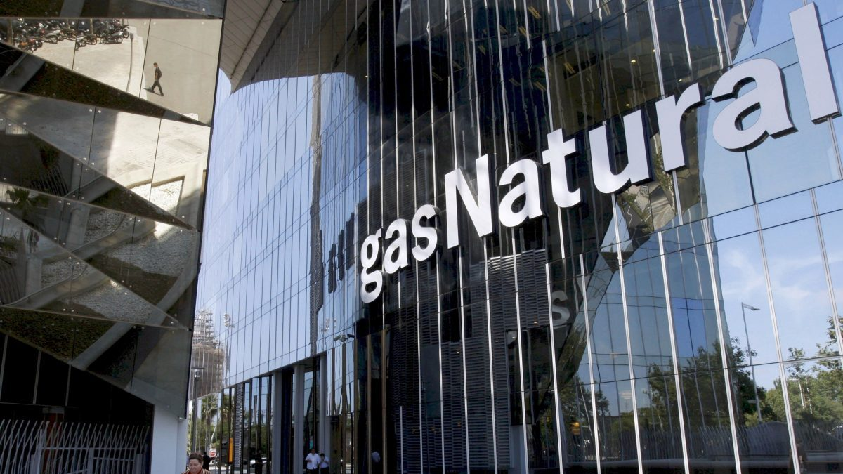 Edificio de Gas Natural (Foto: Gas Natural)
