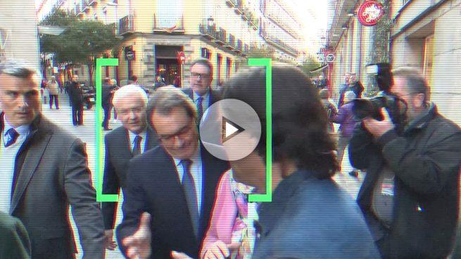 Margallo dice que está «enfadado con el proceso de desconexión» y Mas no aclara si cree en el TC