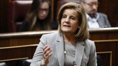 Fátima Báñez (Foto: EFE).