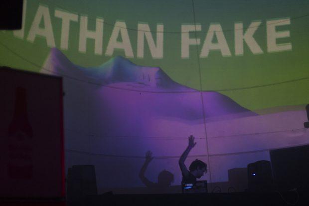 Nathan Fake en la madrileña sala Shoko. Foto: Patricia Nieto Madroñero