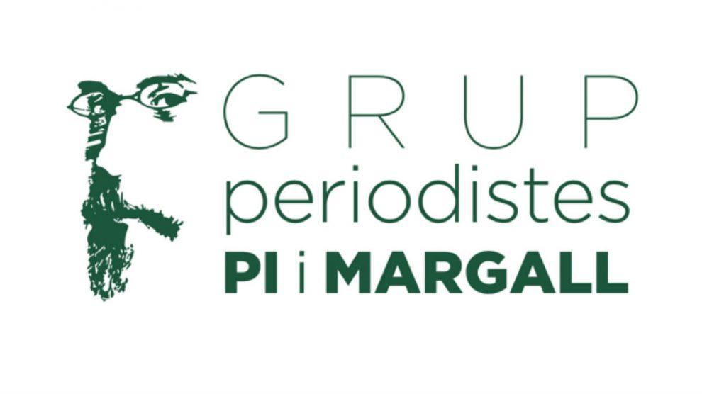 Logo del Grupo de Periodistas Pi i Margall (Foto: pimargall.org)