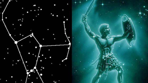 Tipos de constelaciones de estrellas