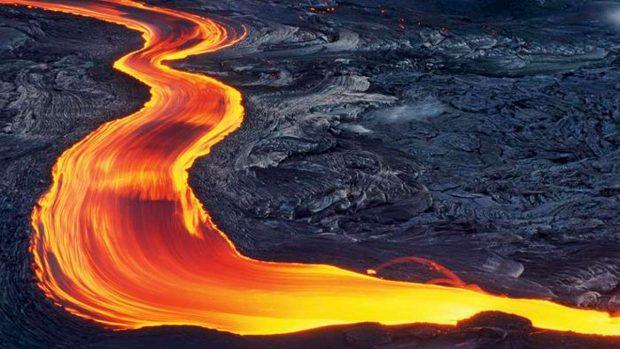 Qu es y c mo se forma el magma volc nico for Temperatura lava