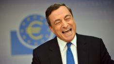 El presidente del BCE, Mario Draghi. (Foto: Getty)