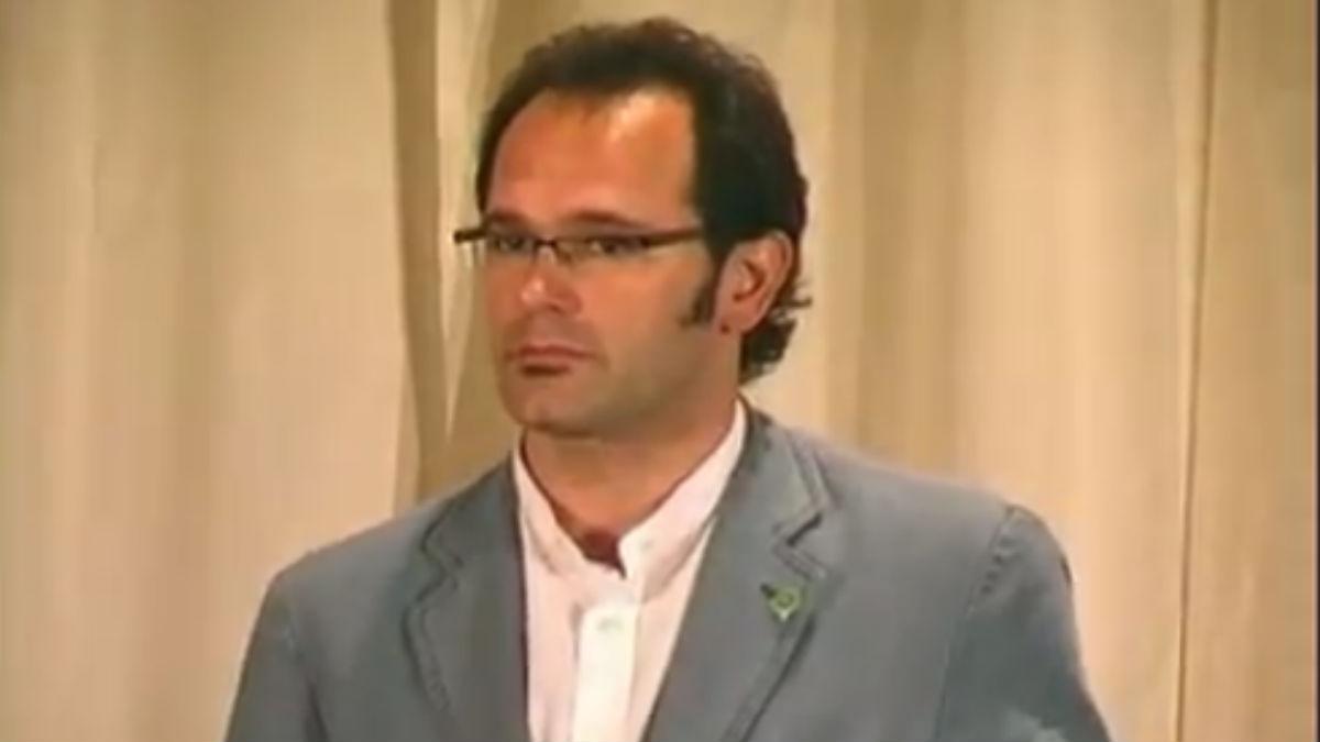 Raül Romeva, conseller de Exteriores de la Generalitat.