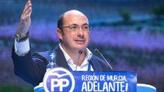 El presidente de la Región de Murcia, Pedro Antonio Sánchez (Foto: Efe)
