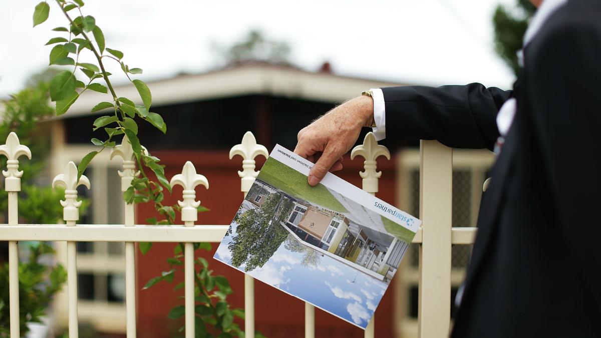 Compra de vivienda (Foto: Getty).