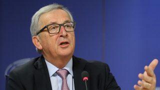 Jean-Claude Juncker, presidente de la Comisión Europea (CE) Foto. Getty