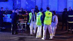 Uno de los heridos en el tiroteo de Lille (Foto: InfoEmergencias)