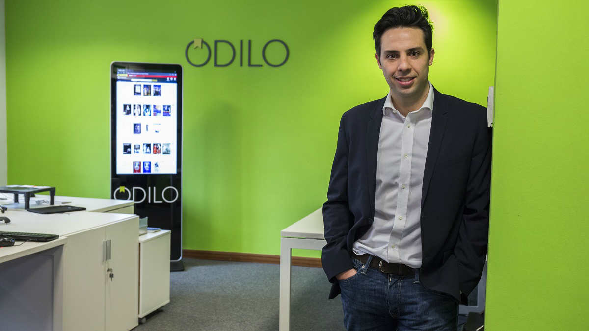Rodrigo Rodriguez, CEO de Odilo.