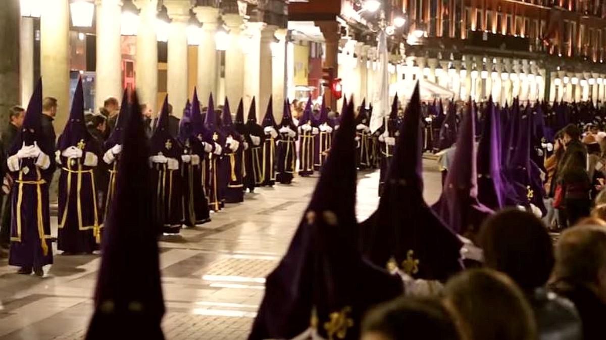 Procesiones Semana Santa Valladolid