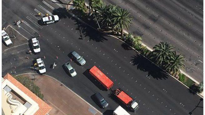 Tiroteo en Las Vegas: se entrega el atacante tras matar una persona y herir a otra