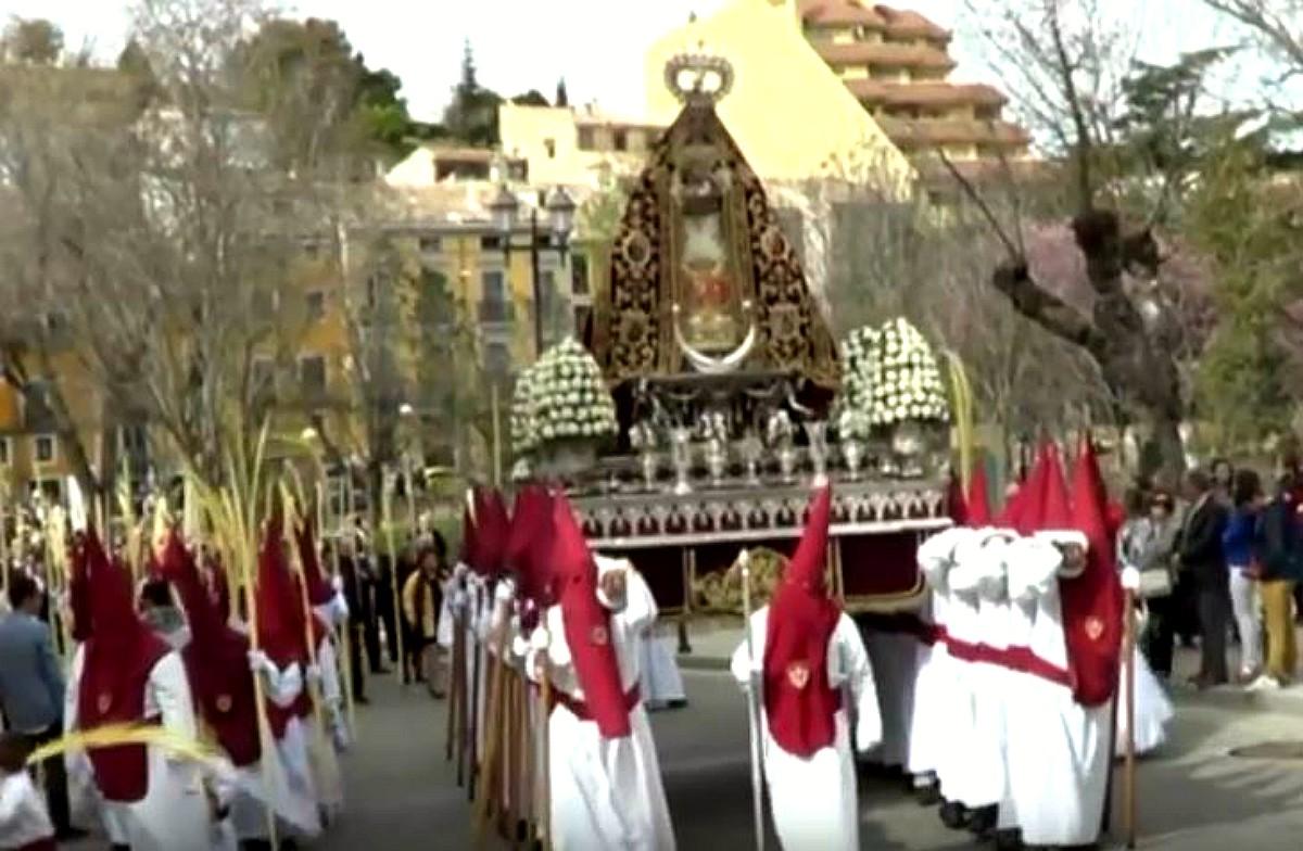 Semana Santa Cuenca 2017: Procesiones, itinerarios y horarios (Foto de archivo)