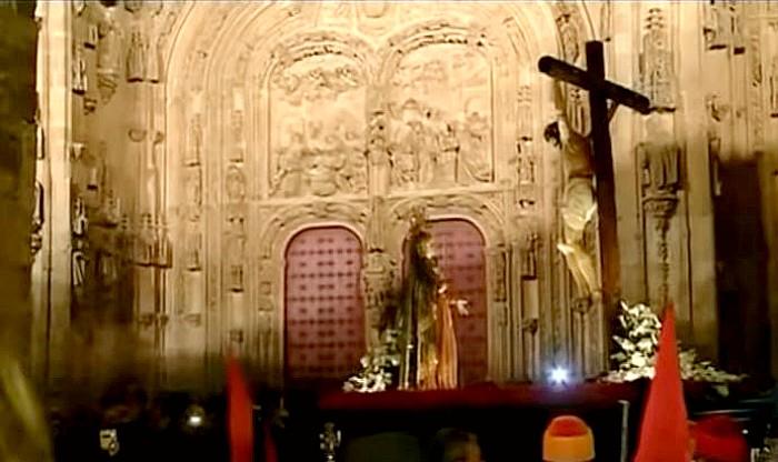 Procesiones Semana Santa Salamanca 2017: Horarios e itinerarios