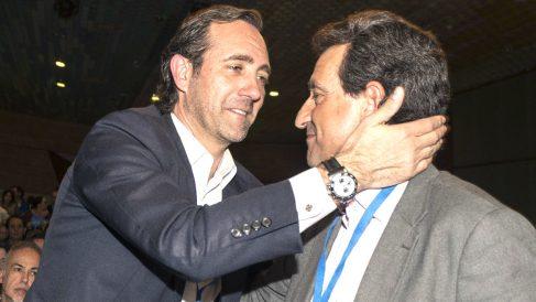 José Ramón Bauzá y Biel Company, este fin de semana.