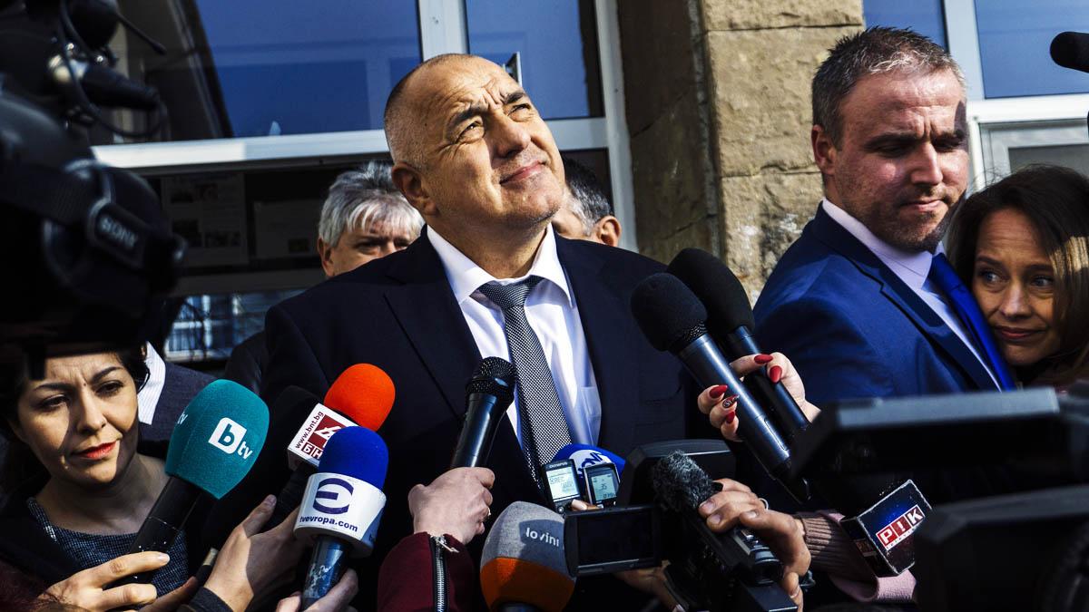 Boiko Borisov (AFP)