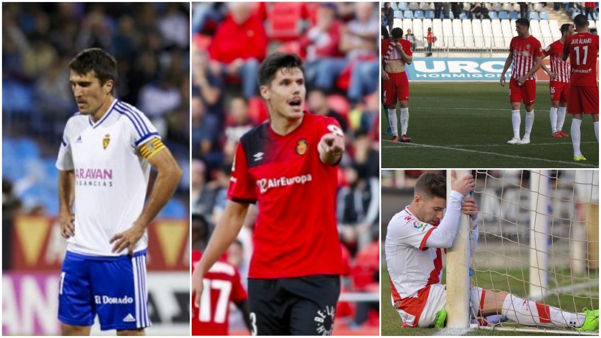Los equipos históricos de la Liga 1 2 3 que corren peligro